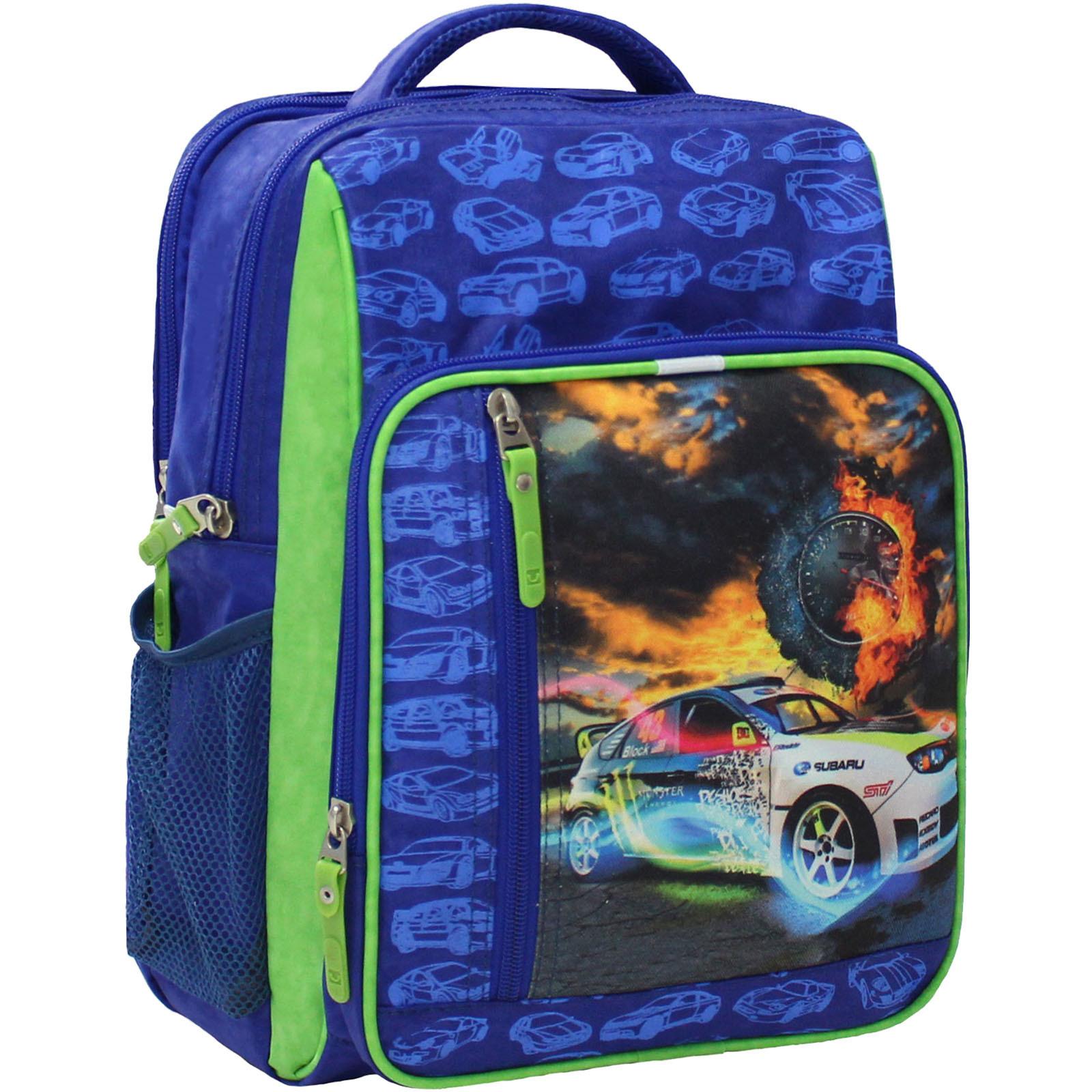 Школьные рюкзаки Рюкзак школьный Bagland Школьник 8 л. 223 электрик 18м (0012870) IMG_5099.JPG