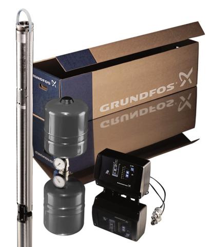 Grundfos SQE 2-85 (комплект)