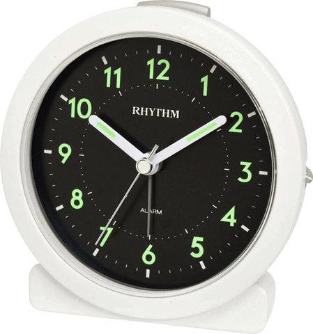 Настольные часы-будильник Rhythm CRE301NR03