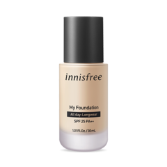 База innisfree My Foundation All Day-Longwear SPF25 PA++ 30ml