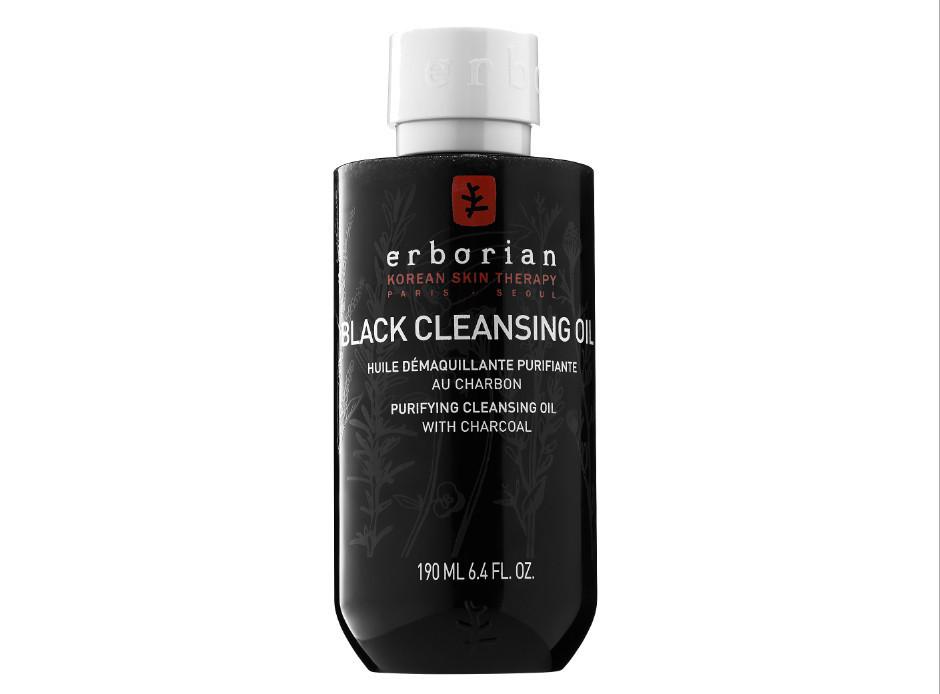 Масло очищающее черное Erborian Black Cleansing Oil 190мл