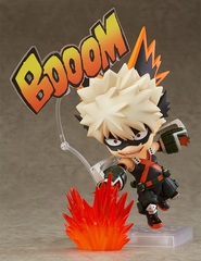 Nendoroid Bakugo Katsuki: Hero's Edition (My Hero Academia) || Бакуго