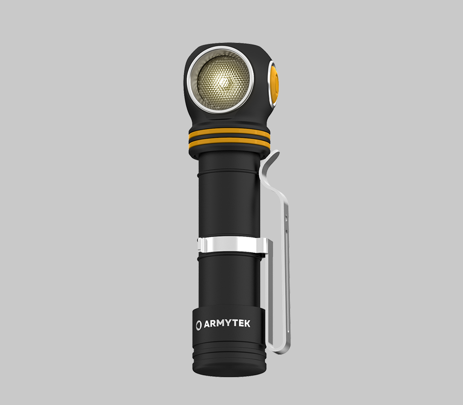 Мультифонарь Armytek Elf C2 Micro USB (теплый свет) - фото 4