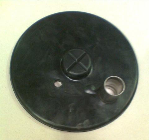 13140201 Крышка резиновая для панелей K3