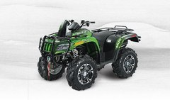 Квадроцикл Arctic Cat MUDPRO 700 LIMITED фото