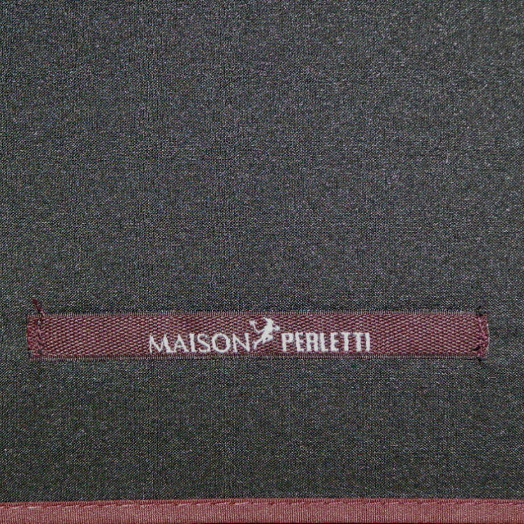 Зонт-трость Maison Perletti 1612 Solid piping design