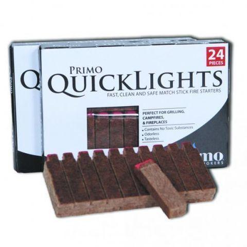 Палочки для розжига угля Primo Quick Lights