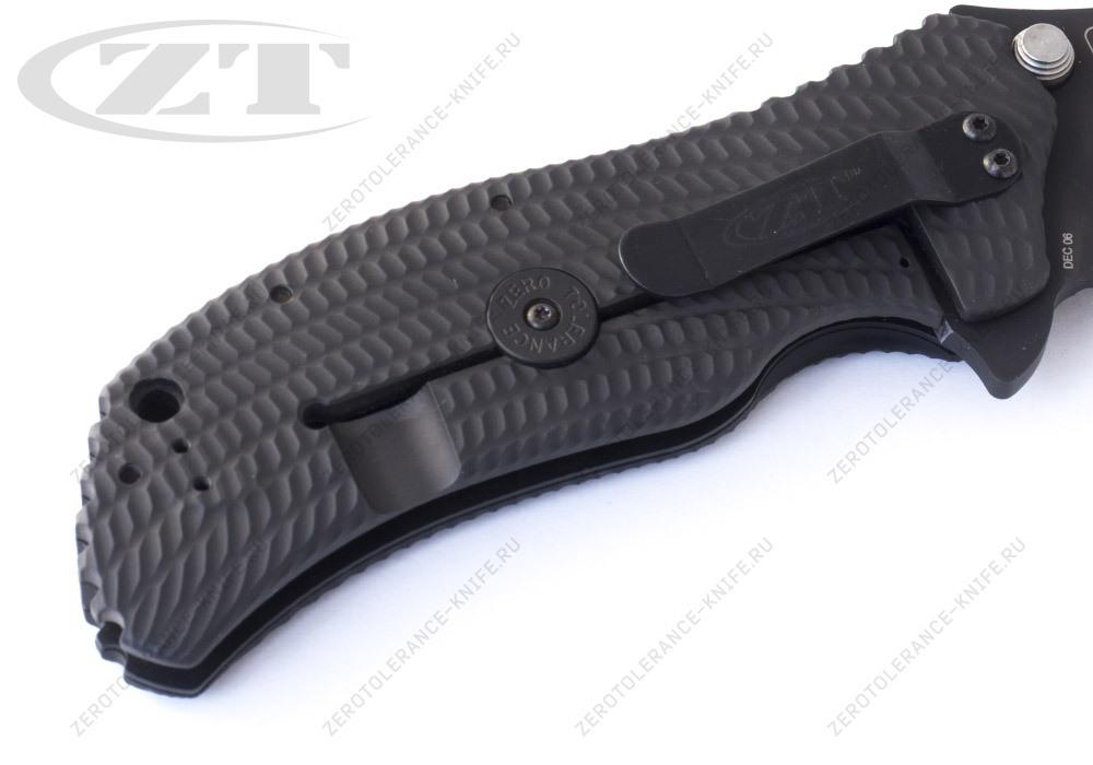 Нож Zero Tolerance 0300 TAD Gear - фотография