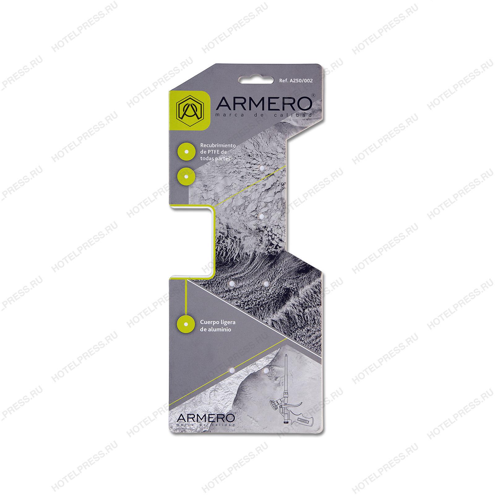 Картонная упаковка с европодвесом и отверстиями для крепления товара