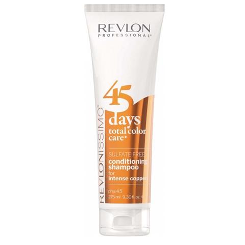 Revlon Revlonissimo Color Care: Шампунь-кондиционер для медных оттенков волос (Shampoo & Conditioner I Coppers), 275мл