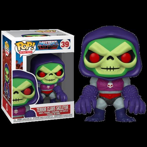 Funko POP! Retro Toys MOTU Skeletor w/Terror Claws