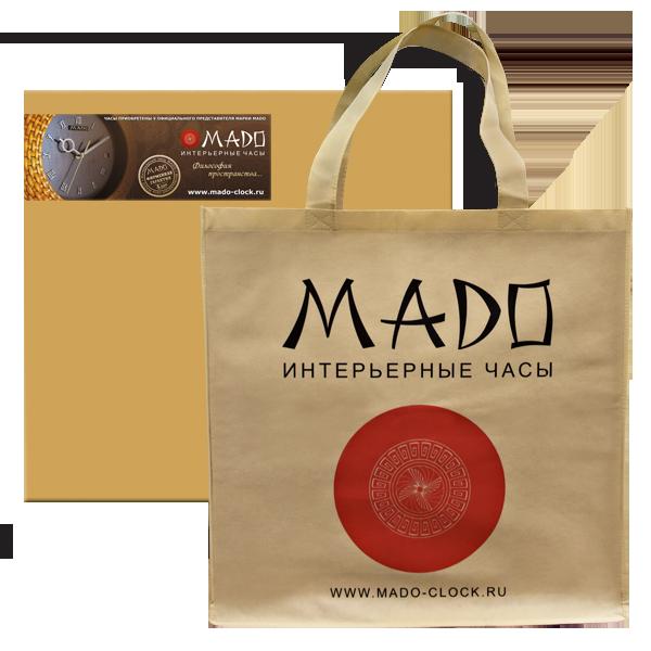 Настенные часы Mado MD-891