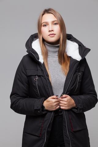 Куртка из искусственного меха