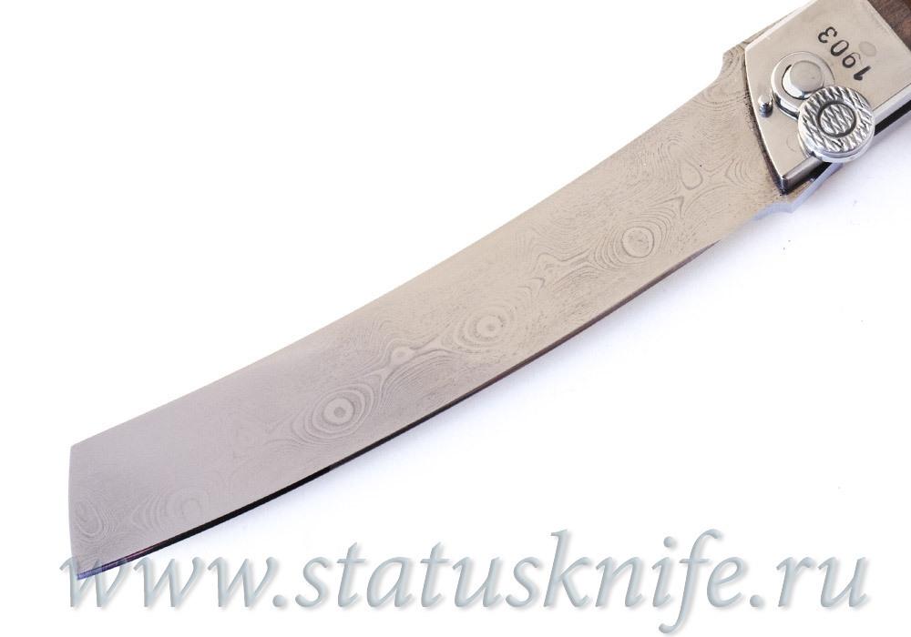 Нож Уракова А.И. Аль Кап Дамаск - фотография