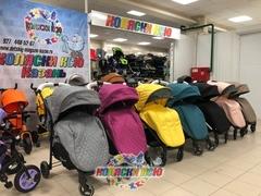 Прокат детских колясок в казани