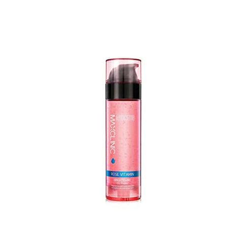 Maxclinic Rose Vitamin Oil Foam Гидрофильное масло-пенка для умывания с экстрактом розы