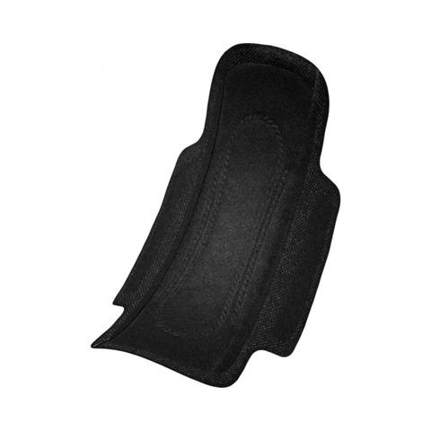 Черные прокладки NOX без саше. Размер M-XL. 6 штук