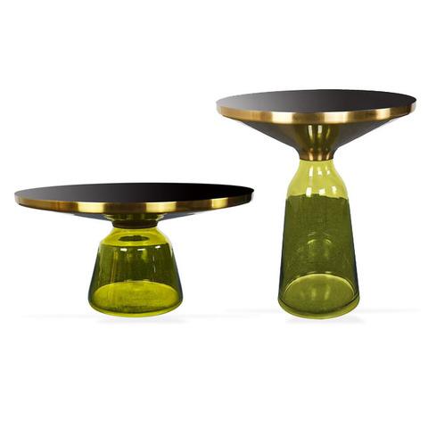 Журнальный столик Bell by ClassiCon (оливковый)