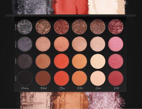 Tati Beauty Textured Neutrals Vol 1 palette