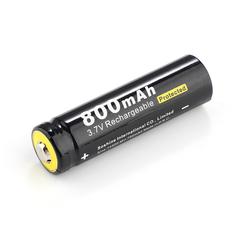 Аккумулятор 14500 АА Soshine 800mah с защитой