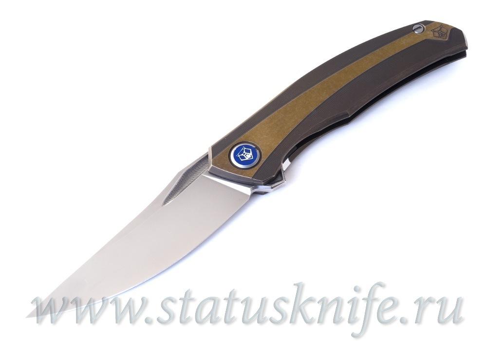 Нож Широгоров Квантум Quantum EX M398 - фотография