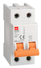 Автоматический выключатель BKN 2P C6A