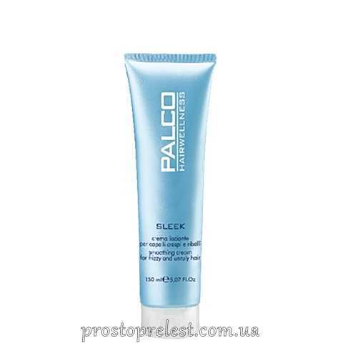 Palco Professional Sleek Smoothing Cream For Frizzy Hair - Крем смягчающий для гладкости волос