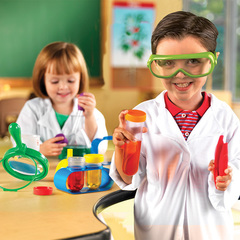Набор Моя первая лаборатория. Юный исследователь Learning Resources