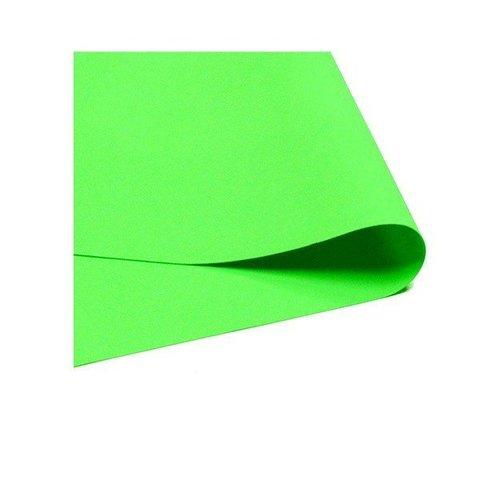 Фоамиран 1мм, 50*50 см. ярко-зеленый