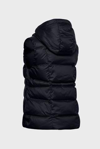 Женский черный жилет UA Armour Down Vest Under Armour