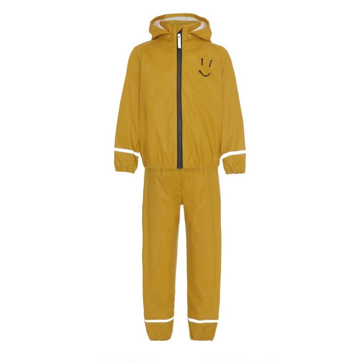 Дождевик Molo (куртка+штаны) Zet Nugget Gold