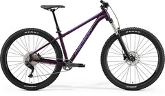 Горный велосипед найнер Merida Big.Trail 400 фиолетовый