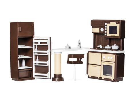 Мебель для кукол кухни