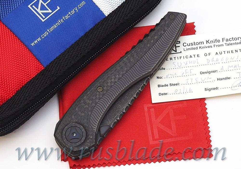 CKF Dragonspine #1 Sukhoi Custom