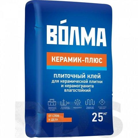 Плиточный клей ВОЛМА-Керамик плюс 25 кг
