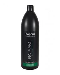 Бальзам с ментолом и маслом камфоры  Kapous Professional, 1000 мл