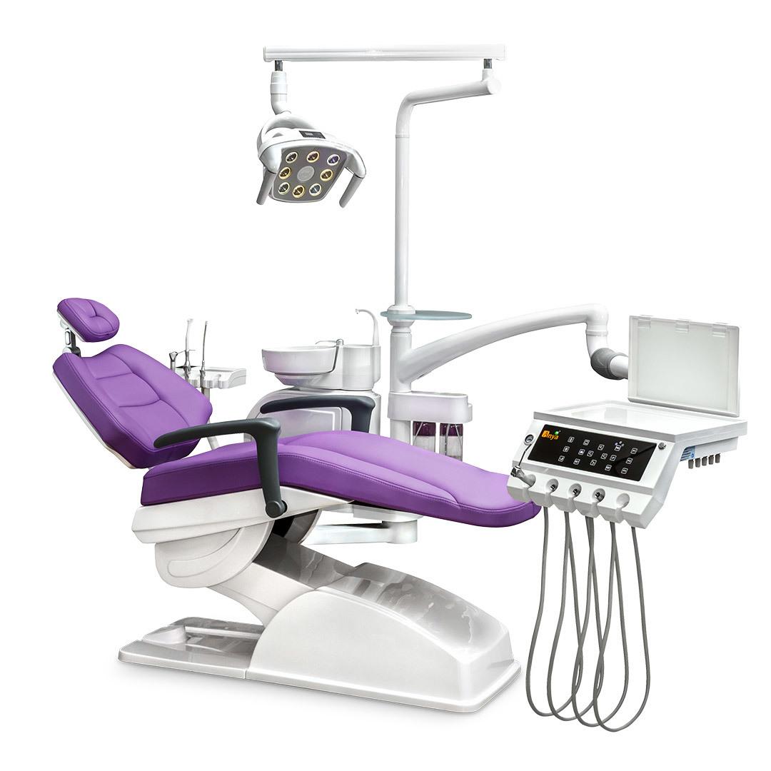 Mercury 4800 II стоматологическая установка с нижней подачей инструментов