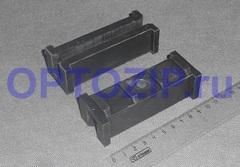 Вкладыш L100мм P10мм h4.5мм (01133)