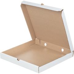 Коробка для пиццы 320х320х30 мм Т-23 беленый (10 штук в упаковке)