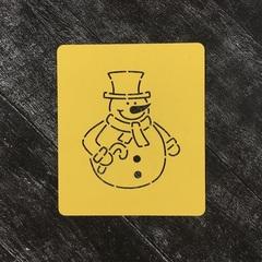 Снеговик №25