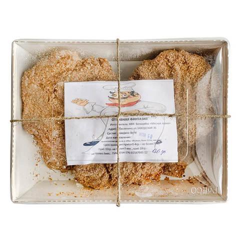 Отбивная из филе говядины, п.Маслянино, 600г