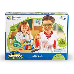 Набор Моя первая лаборатория. Юный исследователь Learning Resources, упаковка