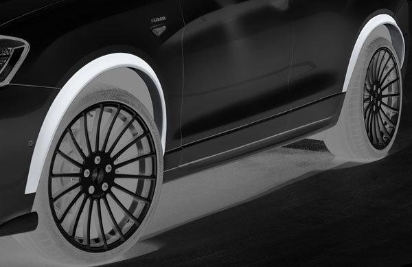 Обвес Hamann для BMW X4 F26