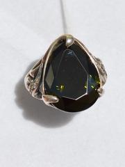 Дюшес (кольцо  из серебра)