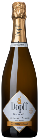 Dopff au Moulin Cremant d'Alsace Chardonnay