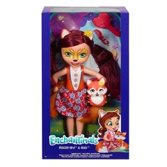 Фелисити Фокс Enchantimals 31 см