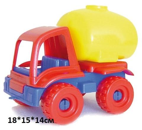 Автомобиль Пони-цистерна У429