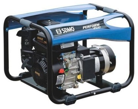 Кожух для бензинового генератора SDMO PERFORM 4500 TB UK (3600 Вт)