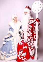 Дед Мороз и Снегурочка (комплект Ред 2)