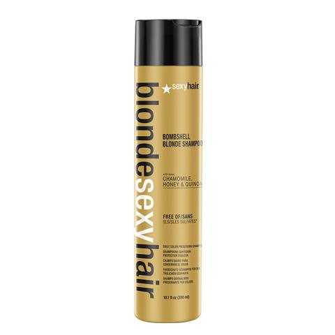 Sexy Hair Blonde: Шампунь для сохранения цвета блонд (Bombshell Blonde Shampoo)